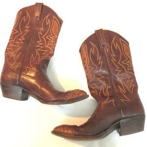 Dan Post cowboys western boots 8.5